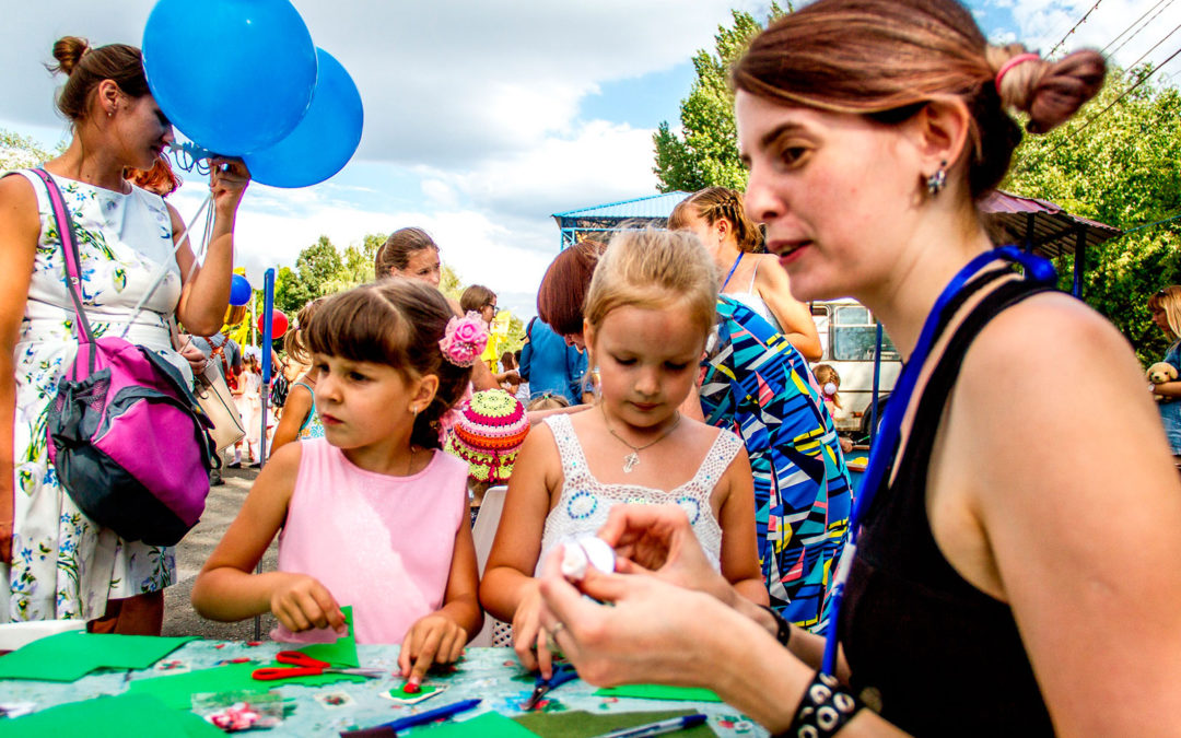 Площадки и активности на фестивале «Рожденные сердцем»